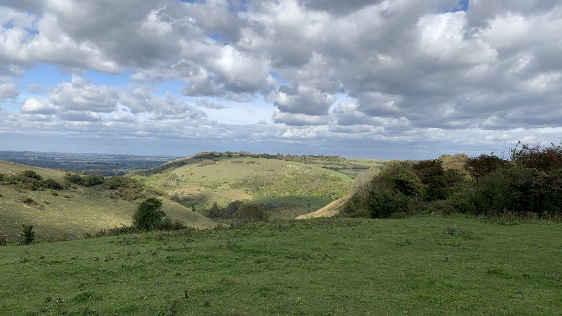 20 Walks in Sussex:              17: Devil's Dyke
